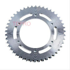 Rear Chain Sprocket 520 46T for 110cc 125cc 150cc 200cc 250cc Dirt Bike ATV Quad
