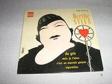 BERTHE SYLVA EP FRANCE DU GRIS