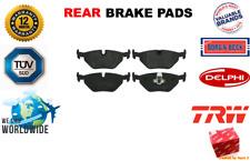 FOR BMW E39 520 523 525 528 530 535 ALPINA B10 1995-2003 NEW REAR BRAKE PAD SET