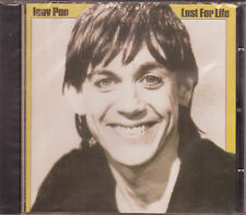 CD ♫ Compact disc «IGGY POP ♪ LUST FOR LIFE» nuovo sigillato