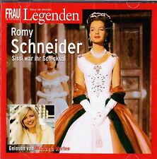 Frau im Spiegel - Legenden - Romy Schneider - Sissi war ihr Schicksal - 2 CDs