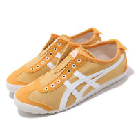 Asics Onitsuka Tiger Mexico 66 Slip-On Yellow White Men Women Shoes 1183A580-751