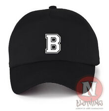Personalizado Universitaria Letra Gorra Béisbol Infantil Sol 100% Cotton 3e9b863c34c