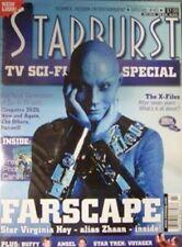 Starburst #43 - Xena + Virgina Hey Farscape + 23 Convention Photos + Promo Card