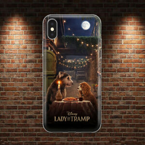 LADY AND THE TRAMP 2019 MOVIE PHONE CASES & COVERS FOR IPHONE SAMSUNG HUAWEI