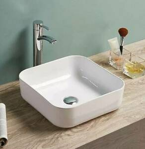 First quality, above counter mounted basin stock clearance.