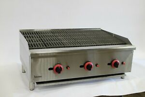 Infernus Gas Chargrill 36 Inch /Char Broiler /New / lPG or Nat Gas