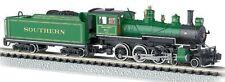 Bachmann #51458 Baldwin 4-6-0 DCC - Southern #1012 - N Scale Locomotive