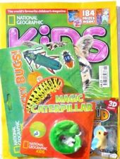 National Geographic Kids Magazine Issue March 2018 With Gifts