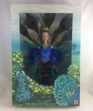 1998 BARBIE DOLL THE PEACOCK BIRDS OF BEAUTY COLLECTION # 19365 New in Box