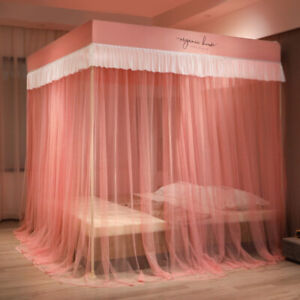 bed netting romantic mosquito net tubes palace style Chinese summer accesories