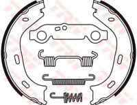 TRW Rear Brake Shoes Set GS8218 - BRAND NEW - GENUINE - 5 YEAR WARRANTY