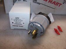 20A 277VAC 2P 3W ARROW HART RECEPTACLE w// OUTLET BOX L7-20