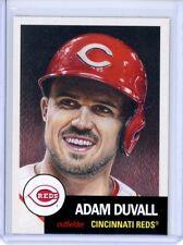 2018 Topps Living Set * ADAM DUVALL * Card #35 * Cincinnati Reds
