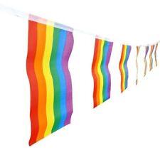 Rainbow Bunting (5metre/20 flags) - LGBT