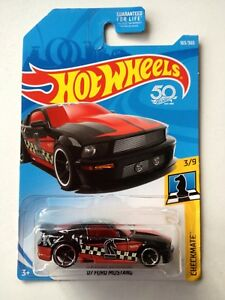 Hot Wheels 2007 Ford Mustang