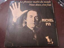 """Michel pia-le premier matin du monde - 7"""" vinyle single"""