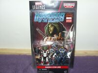 Marvel Legends Series Comic 2pk Guardians of the Galaxy Gamora & Star-Lord MOSC