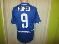 """Hamburger SV Nike Liga Pokal Final Trikot 2003/04 """"HAMBURG"""" + Nr.9 Romeo Gr.M"""