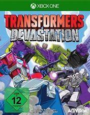 Transformers devastation-Xbox One-germano-nuevo/en el embalaje original