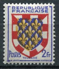 FRANCE TIMBRE NEUF N° 902 ** BLASON TOURAINE