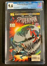 Amazing Spider-Man Super Special #1 CGC 9.6 NM+ White Pages
