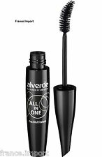MASCARA ALL IN ONE MULTI TALENT NOIR 12 ml NATUREL CULT BIO - ALVERDE