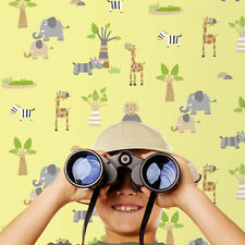 Papel pintado Debona Oficial Zoo Diseño Novedoso Infantil/Habitación Infantil