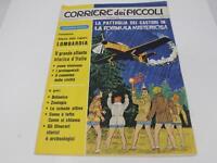 CORRIERE DEI PICCOLI  EDIZIONI  N° 43 DEL 23/10/66 ANNO LVIII  [H05-081]