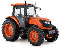 "Kubota M6040 M7040 Tractor - Workshop Manual sent as a ""Download"""
