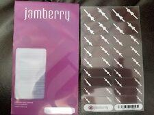 Jamberry Nail Wraps Joyful Laughter Full Sheet Christmas 2014 Exclusive
