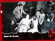 HAMMER HORROR - Series One - Card #64 - BEHIND THE SCREAMS - THE CURSE -