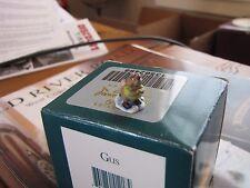 "GUS 5/8"" Miniature Olszewski Figurine (WDCC, Enchanted Places, 41218)"