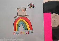 TWINK - Mr Rainbow ~ VINYL LP + PRESS RELEASE