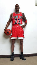 FINET LIFE SIZE MICHAEL JORDAN MJ 1/1 SCALE CUSTOM STATUE HOT KIT NIKE ENTERBAY