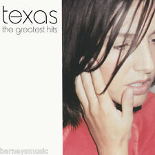 TEXAS ( NEW CD ) THE GREATEST HITS / VERY BEST OF ( UK 18 TRACK EDITION )