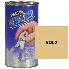 Performix 12222 Plasti Dip 22 Oz Dip Can Gold Metalizer
