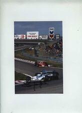 Jacques Laffite Ligier JS7 Dutch GRAND PRIX 1977 signé Photo 1