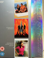 50 First Dates Charlie's Angels Riding In Cars with Boys DVD Box Set Triple Bill