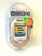 Illuminated Word The Ultimate Word Game Collection Rare Pocket Travel Stylus NEW