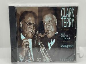 CLARK TERRY WITH PEE WEE CLAYBROOK - Reunion - CD - Sealed