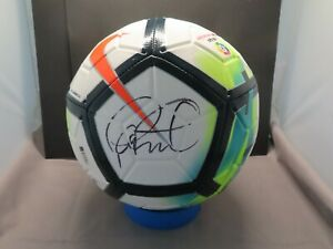 Philippe Coutinho Signed Nike LaLiga Soccer Ball Beckett Witnessed COA Auto 1A