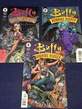 Buffy The Vampire Slayer #1,2,3. | 1ST PRINT | Dark Horse Comics 1998.