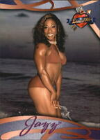 2004 Fleer WWE Divine Divas 2005 #46 Jazz