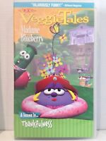VeggieTales ~ MADAME BLUEBERRY - A LESSON IN THANKFULNESS ~ VHS VIDEO