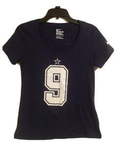The Nike Tee Womans Sz Medium Dallas Cowboys Tony Romo T Shirt