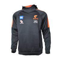 GWS Giants AFL 2020 AFL XBlades Gunmetal Hoodie Hoody Jacket Sizes S-5XL!