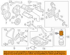 VOLVO OEM 15-18 S60 Engine-Oil Filter 31372212