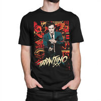 Quentin Tarantino Art T-shirt, Men's Women's All Sizes