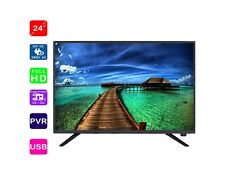 Englaon 24'' FHD LED TV with PVR Built-In HD Tuner 12V for Caravan/Boat